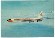 Transportes Aereos Portugueses - TAP - Boeing 707-320B Airplane PPC Unposted