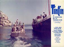 LES FRERES GAMONAL TINTIN ET LE MYSTERE DE LA TOISON D'OR 1961 PHOTO ORIGINAL 22