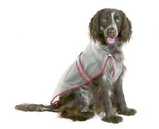 Karlie Capa De Lluvia perros Classic -rojo- 42cm Mujer hundejacken Abrigo para