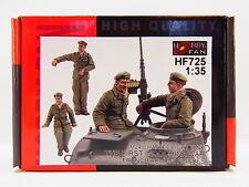 LOT 30401 Hobby Fan HF725 Indochina War French Army 2 Stk. 1:35 Bausatz NEU OVP