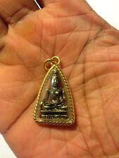 New Authentic Thai Buddhist Amulet Unisex Gift Pendant Lucky Love & Protection(9
