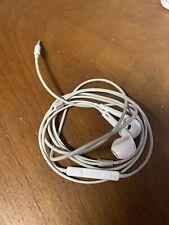 Original Apple iPhone Earpods Earbuds Earphones Headphones 3.5mm Jack