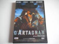 DVD - D'ARTAGNAN film de PETER HYAMS - ZONE 2