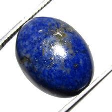 12.40Ct. Beautiful Natural Oval Cabochon Lapis  Lazuli   Gemstone stone-CH 5854