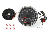 Multi Ratio Speedometer Tachometer Combo for Harley FL FLT FLST Stock Dashes