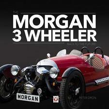 Morgan 3 Wheeler: back to the future!, Dron, Peter