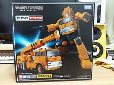Transformers TOY TAKARA Masterpiece MP-35 GRAPPLE G1 Crane figure new instock