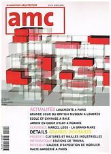 AMC n°114 2001 BOUCHAIN / FOSTER / LODS / LE PENHUEL + PARIS POSTER GUIDE