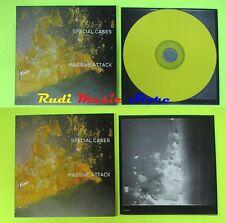 CD Singolo MASSIVE ATTACK Special Cases 2003 Eu VIRGIN RECORDS   mc dvd (S11)
