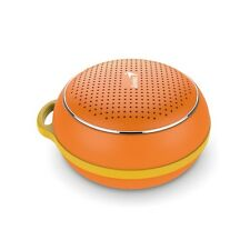 GENIUS SP-906BT BLUETOOTH SPEAKER WITH HANDSFREE CALLING FEATURE - ORANGE