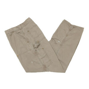 CARHARTT Double Knee Canvas Work Trousers | 30 x 30 | Utility Carpenter Front