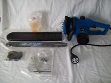 """New ~ Blue Max 14"""" Electric Chainsaw ~ Model # 07953"""