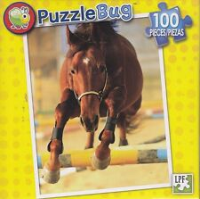 NEW Puzzlebug 100 Piece Jigsaw Puzzle ~ Show Horse ~ FREE SHIPPING