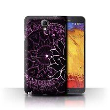 Housses et coques anti-chocs violets Samsung Galaxy Note 3 pour téléphone mobile et assistant personnel (PDA)
