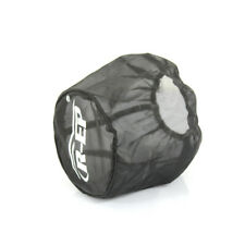 Black Air Filter Cover Dustproof Fit For Car High Flow Air Intake Filter Protect