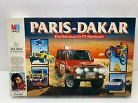Paris Dakar von MB Brettspielklassiker Gesellschafts Rally Renn