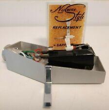 Goldring Lenco GL 69 / 72 / 75 / 78 Tonearm Headshell + Cartridge + stylus