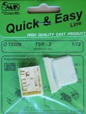 CMK 1/72 tsr.2 électronique Baie #q72009