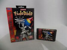 Fido Dido Sega Genesis Mega Drive.