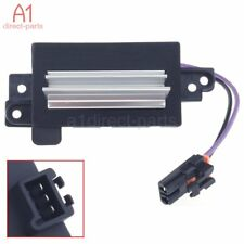 US!HVAC Heat Blower Motor Resistor For Chevrolet GMC Cadillac Buick 4P1516