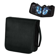 40 Space CD DVD Bluray Discs Protective Carry Case Holders Storage Bags Wallet