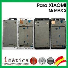 Frame Intermediate For Xiaomi Mi Max 2 Black White Chassis Frame Screen LCD