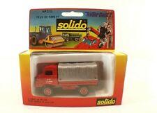 Solido 2113 camion Pompiers Simca SUMB 4x4 SDI Drôme feux forêts neuf en boite