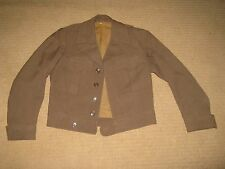 VINTAGE US AIRFORCE MILITARY UNIFORM COAT JACKET