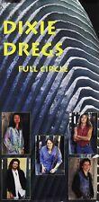 Dixie Dregs 1994 Full Circle Capricorn Records Promo Poster Authentic Original