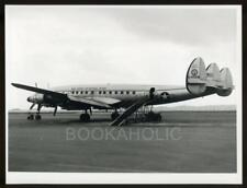 C-121C LOCKHEED CONSTELLATION of the NEW JERSEY AIR NATIONAL GUARD 0-40169