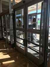 Sensormatic Security Door Towers w/ Computer Used Retail Store Fixture Equipment