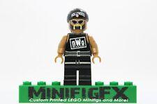 Custom Lego HOLLYWOOD HULK HOGAN Minifig NWO WCW WWF WWE Wrestler Hulkster