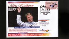 98-99 MIKA HAKKINEN F1 WORLD CHAMPION COVER, McLAREN 3