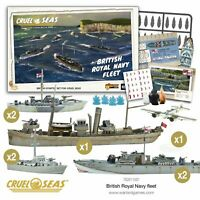 Cruel Seas - Royal Navy (Starter Fleet)