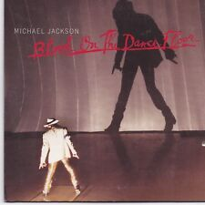 Michael Jackson-Blood On The Dance Floor cd single small cut in cover