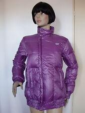 Doudoune femme ou homme, DSL 55, couleur violet, taille L,  neuve