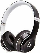 Beats by Dr. Dre Solo2 Wired On-Ear Headphones Luxe Edition Black