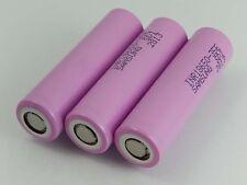 3x Samsung Bateria 3500mAh INR18650-35E / 3.6V-3.7V / 8A / 13A / >2,65V / 4,2V