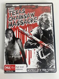 Texas Chainsaw Massacre -DVD- Inspired by a true story -Free Post Horror Movie