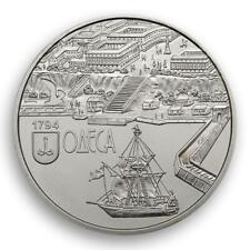 Ukraine 5 UAH 220 Years of the City of Odesa hero city Ship 2014
