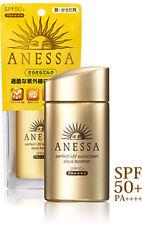 1 Shisedo Anessa Perfect UV Sun Protection Aqua Booster SPF 50Pa+++ 60ml
