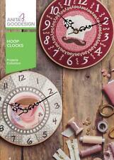 Hoop Clocks Anita Goodesign Embroidery Machine Design Cd New