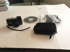 Canon PowerShot SX230 HS 12.1MP Digital Camera - Black *software & Accessories*