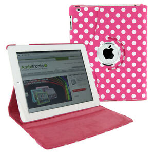 """Premium PU Leather Case Cover for Apple iPad Air 2 (2nd Generation) 2014 (9.7"""")"""
