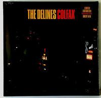 "RSD 2019 The Delines Colfax 12"" LP Orange Vinyl Uncut 9/10 Record Store Day NEU"