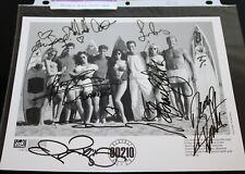 Beverly Hills 90210 CAST X8 ORIGINAL HAND SIGNED AUTOGRAPH #200 PHOTO PHOTOGRAPH