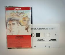 Air Supply - Greatest Hits Cassette