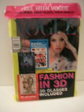 BRAND NEW: HUGE ISSUE: VOGUE ITALIA SEPTEMBE 2010 + 3 SUPPLEMENTS