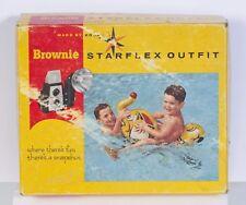 Kodak Brownie Starflex Outfit Camera Kit