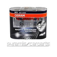 Nuevo 1xset 2 unid OSRAM h1 64150nbu-hcb NIGHT BREAKER Unlimited (EUR 30,95/unidades)